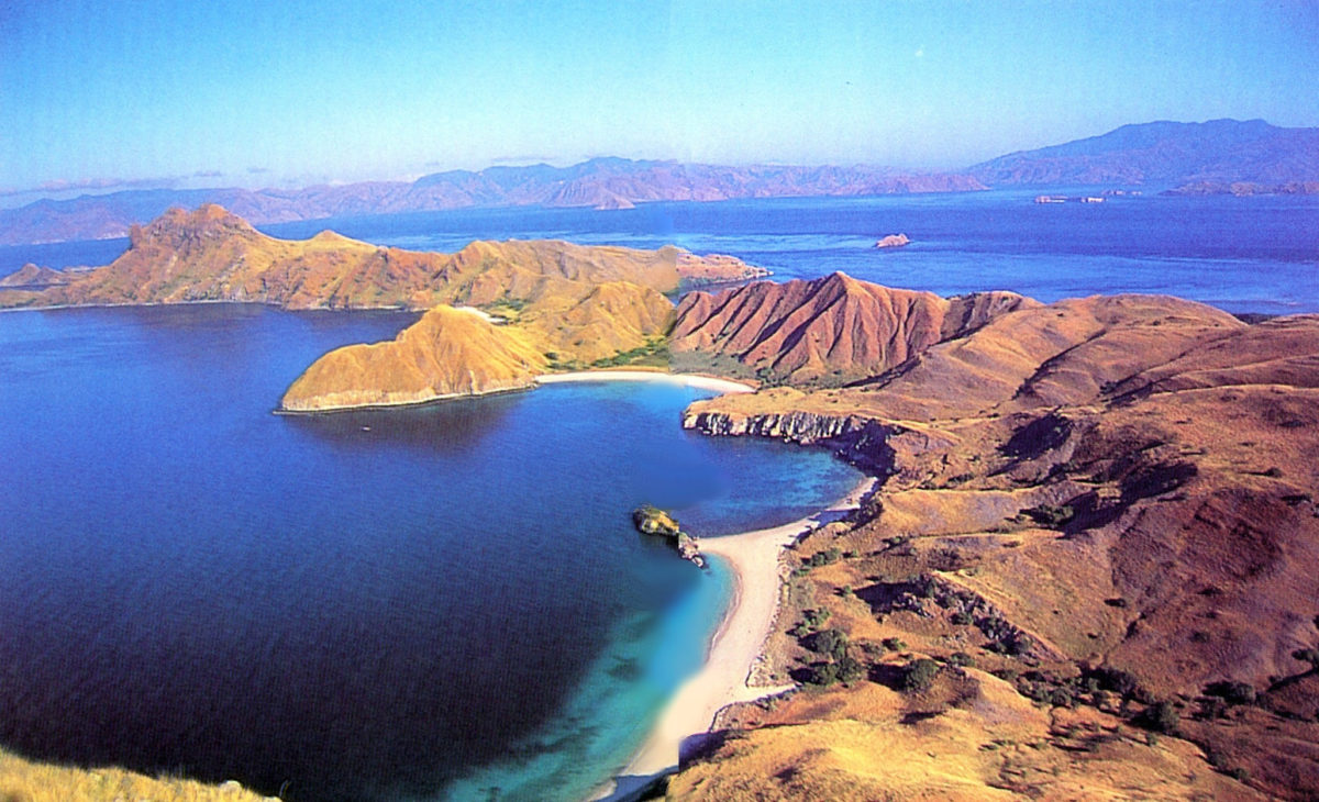 Pulau-Komodo