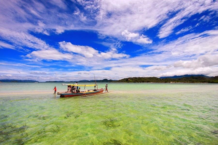 Perkenalkan Primadona Wisata Bahari Baru di Lampung, Pulau Pahawang
