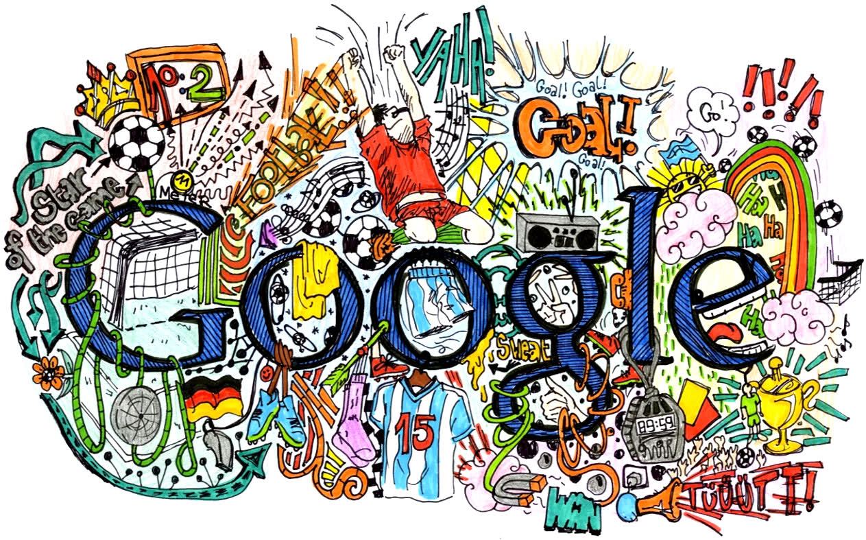 Tahu Lebih Dalam Tentang Google Doodle