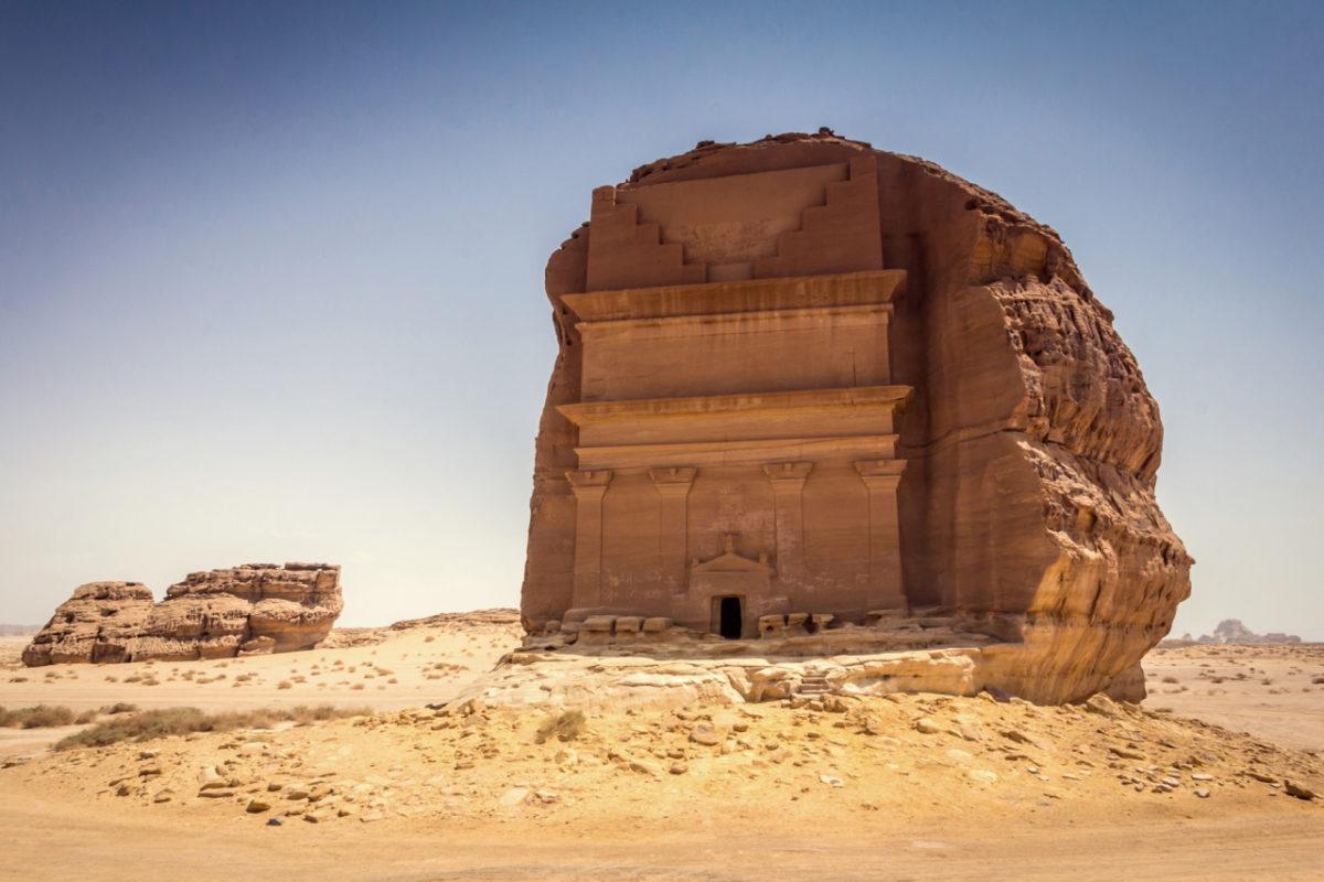 """5 Destinasi """"Berbeda"""" di Arab Saudi"""