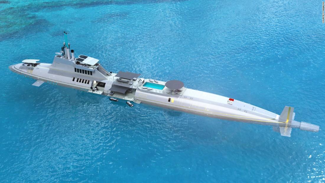Liburan Mewah di Atas Yacht Eksklusif Dunia