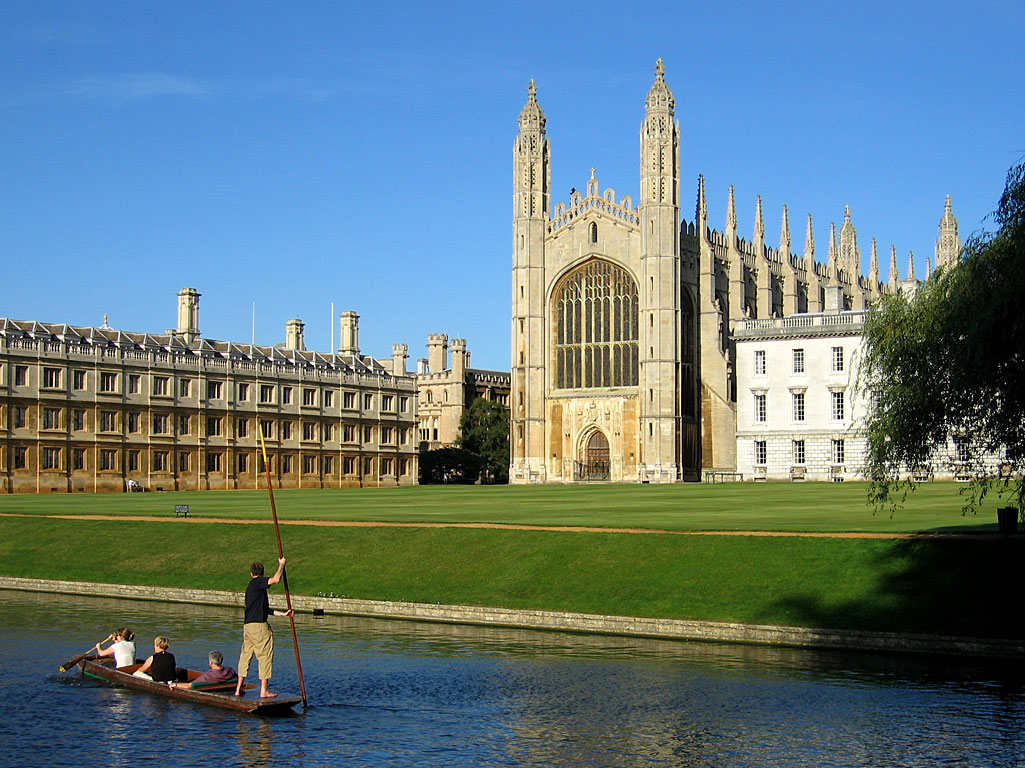 University of Cambridge, England