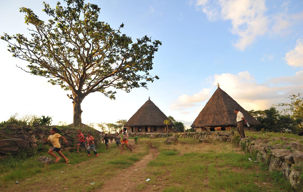 Lokasi Terdingin di Indonesia