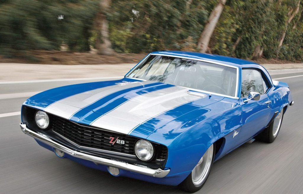 American Muscle dan Mobil-mobil Keren di Film Fast and Furious