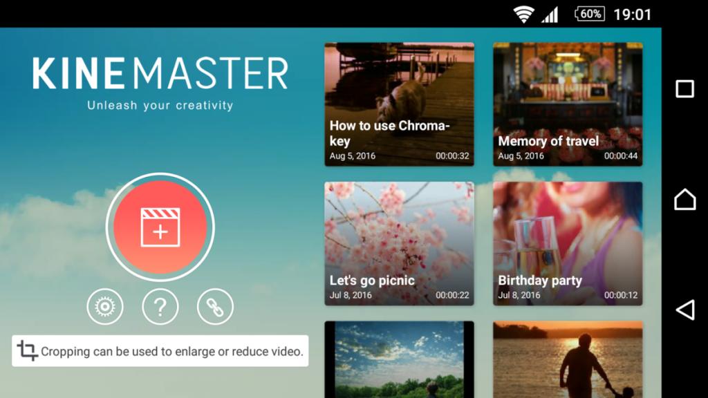 Aplikasi Movie Maker untuk Android
