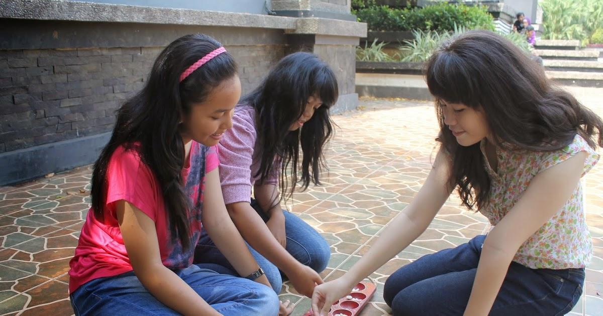 Permainan Tradisional Indonesia Congklak
