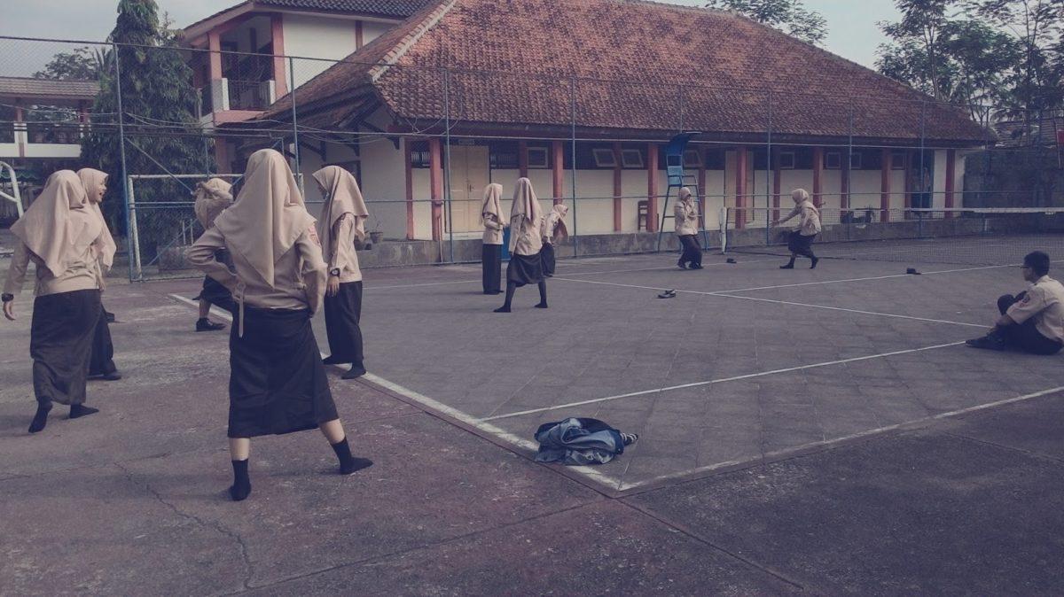 Permainan Tradisional Indonesia Gobak Sodor
