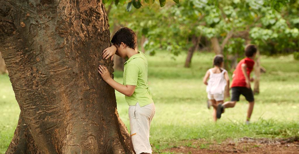 Permainan Tradisional Indonesia Petak Umpet