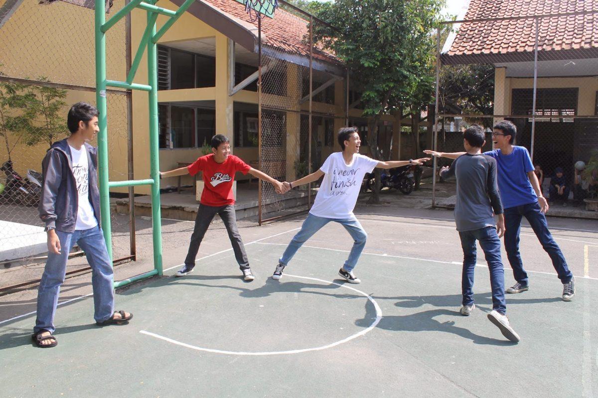 Permainan Tradisional Indonesia Bentengan