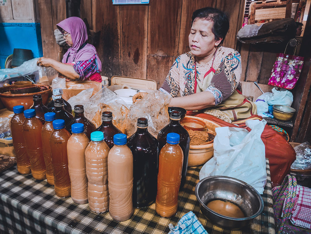 Jamu Tradisional indonesia